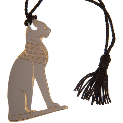Egyptian Cat Bookmark