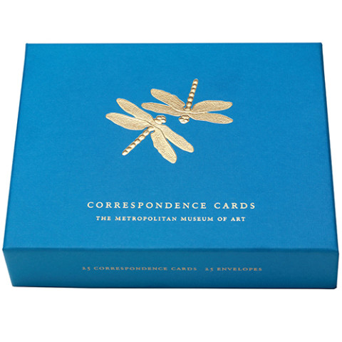 LCT: Dragonflies Correspondence Cards