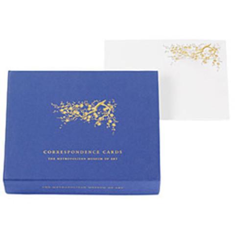 Plum Blossoms Correspondence Cards