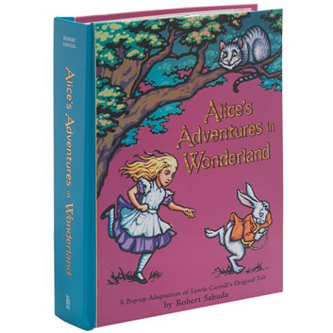 Alice's Adventures Pop-Up Book