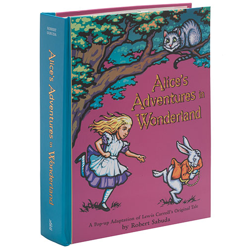 Alice's Adventures Pop-Up Book