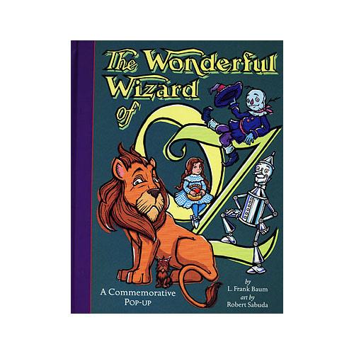 Wonderful Wizard of Oz Pop-Up Book