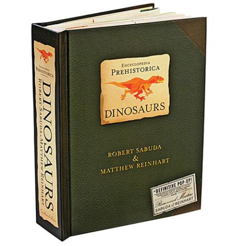 PreHistoric Dinosaurs Book