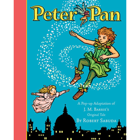 Peter Pan Pop-Up Book
