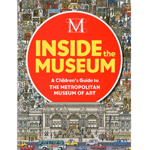 INSIDE THE MUSEUM (NEW COVER)