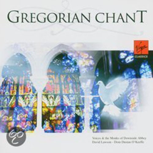 GREGORIAN CHANTS CD