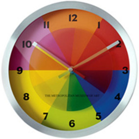 Color Magic Wall Clock