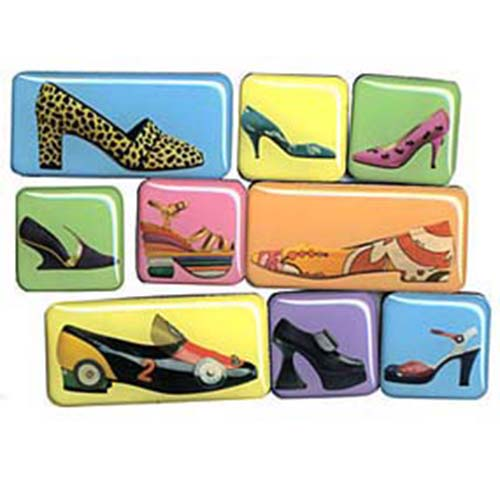 Shoes Museum Magnets