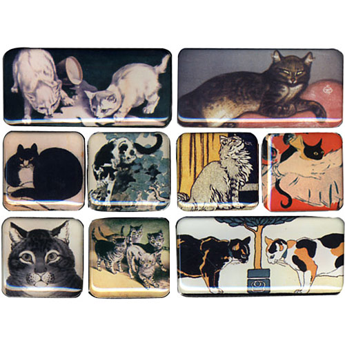 Cats Museum Magnets