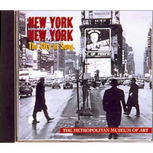 NEWYORK NY CITI IN SONG CD