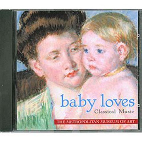 BABY LOVES CLASSICAL MUSIC CD