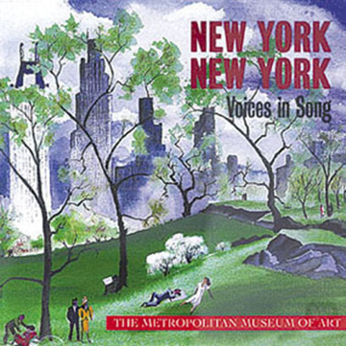 NEWYORK NY VOICE IN SONG CD