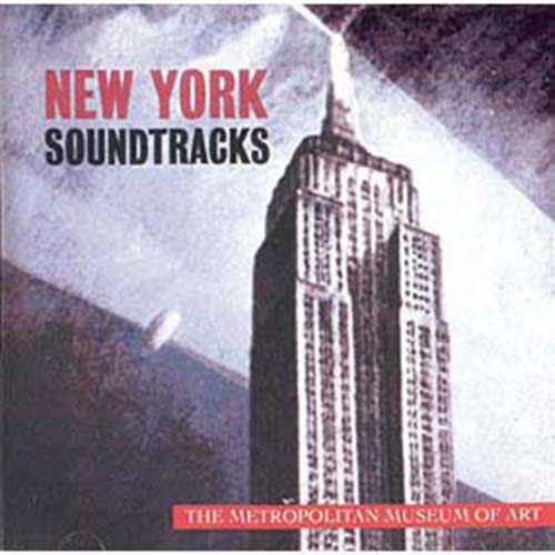 NEWYORK SOUNDTRACKS CD