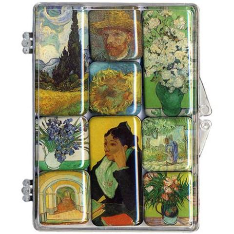 Van Gogh Museum Magnets