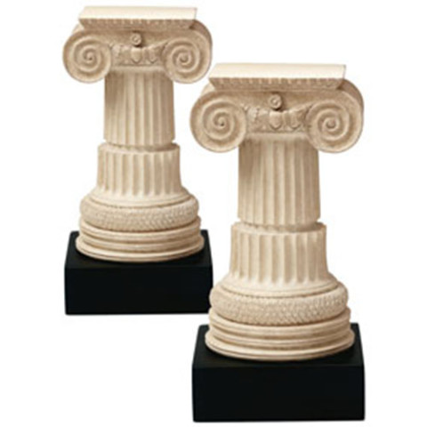 Sardis Column Bookends