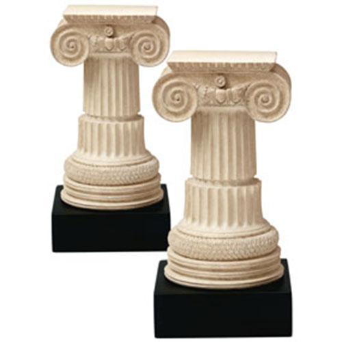 Sardis Column Bookends