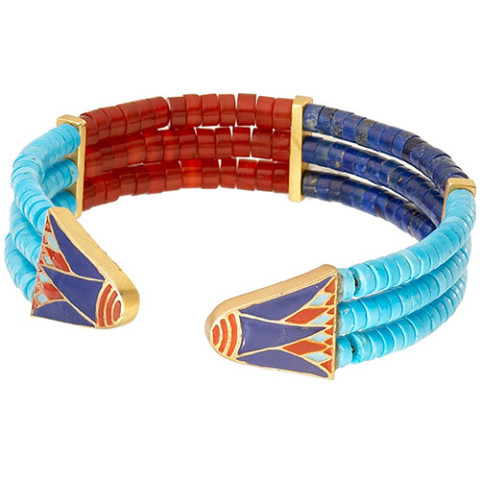 Egyptian Lotus Cuff