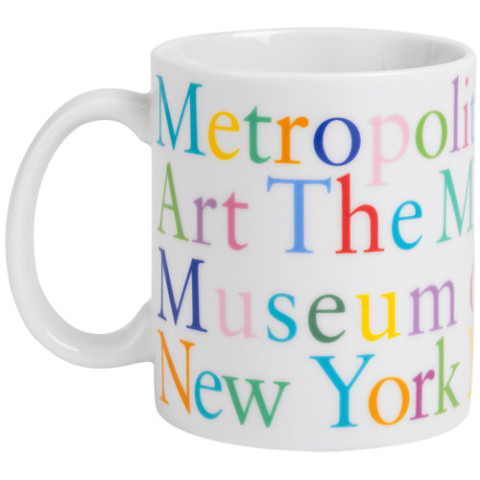 Metropolitan Museum of Art Mug (multicolor)