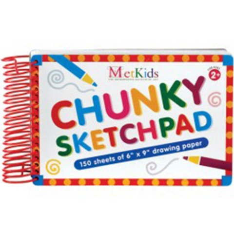 Metkids Chunky Sketchpad