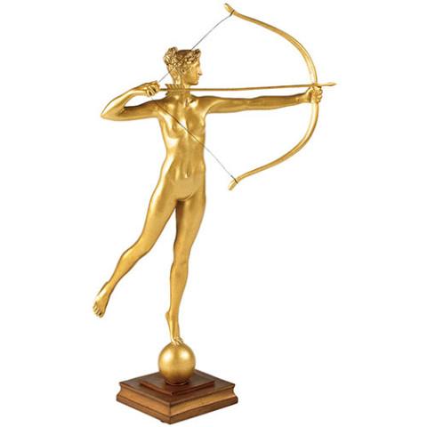 Augustus Saint-Gaudens: Diana Sculpture