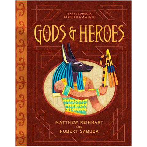 ENCY Myth: Gods & Heroes
