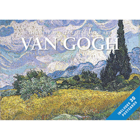 VAN GOGH POSTCARD BOOK