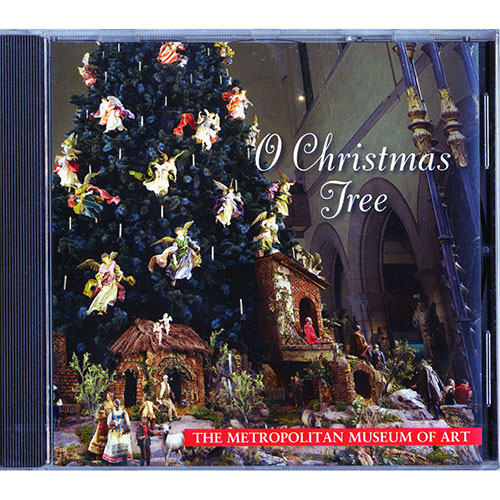 O CHRISTMAS TREE CD