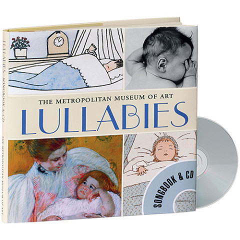 LULLABIES BOOK AND CD