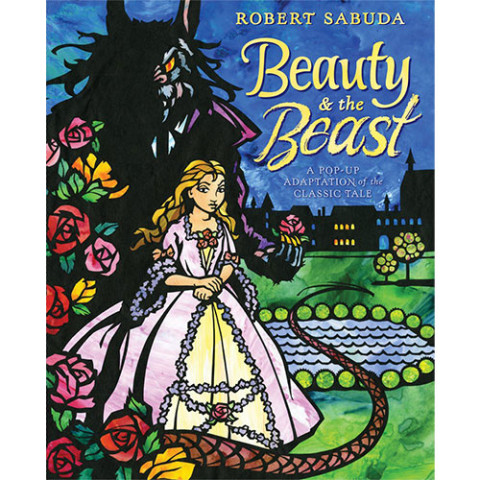 Beauty & the Beast Pop-Up Book