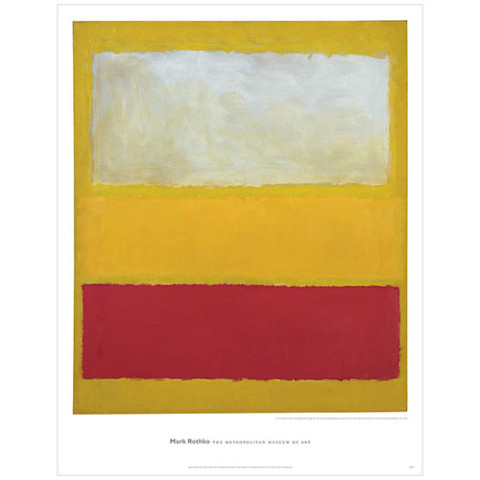 Mark Rothko: No. 13 (White