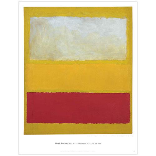 Mark Rothko: No. 13 (White