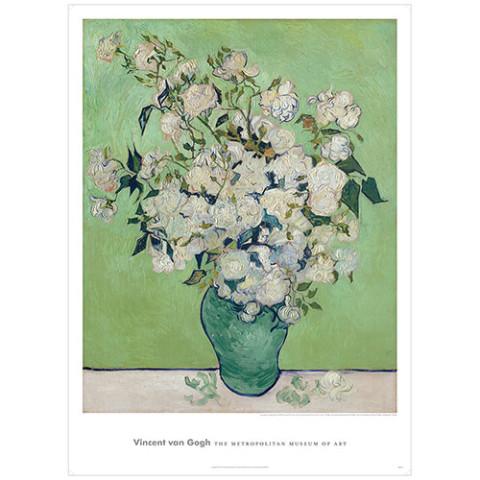 Van Gogh: Roses poster