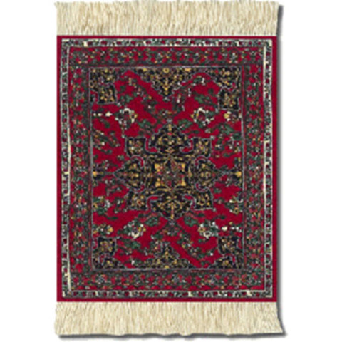 Star Ushak CoasterRug (set of 4)