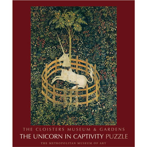 MMA Unicorn in Captive Puzzle