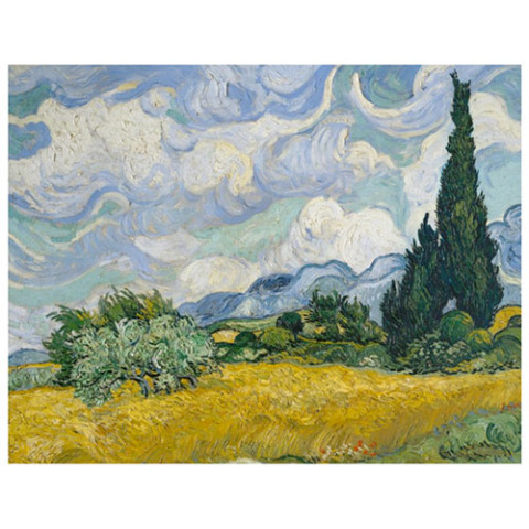 Impressionism notecard box