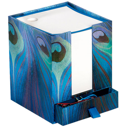 NOTE CUBE WITH DRAWER: LOUIS COMFORT Tiffany FAVRILE