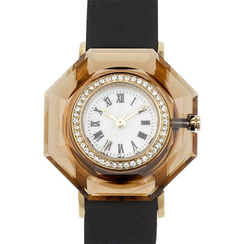 Parisian Faceted Watch