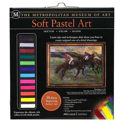 MMA Soft Pastels