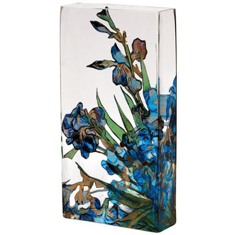Van Gogh Irises Vase