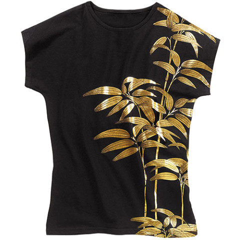 Golden Bamboo Classic Fit Tee (small)