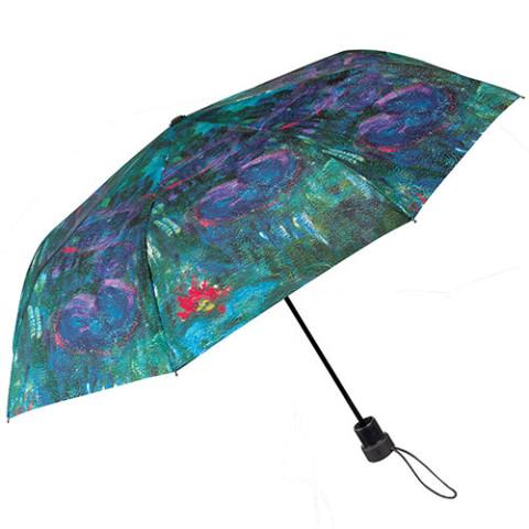 Monet Water Lilies Umbrella