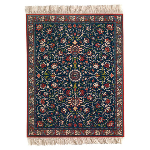 MOUSE RUG: WILLIAM MORRIS CARPET