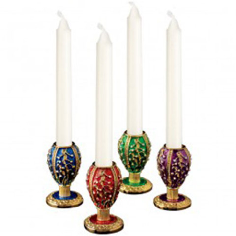 Russian Imperial Candle Holders