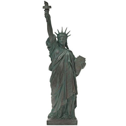 Bartholdi: Statue of Liberty Sculpture
