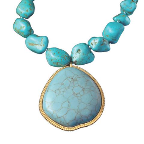 Tibetan Pendant Necklace