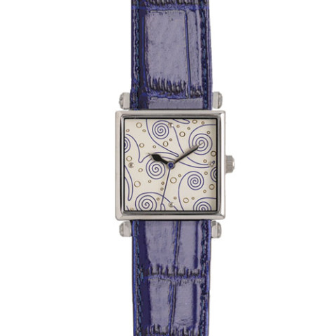 Art Nouveau Swirls Watch