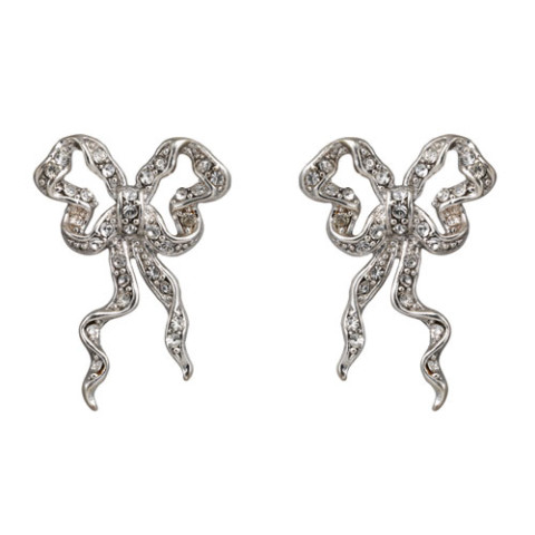 Belle Époque Bow Earrings