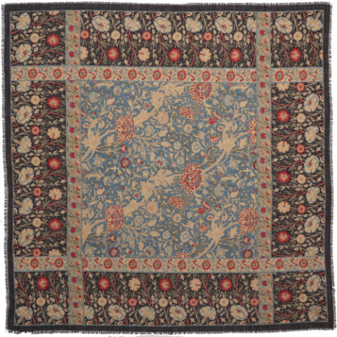 William Morris Floral Potpourri Square Scarf