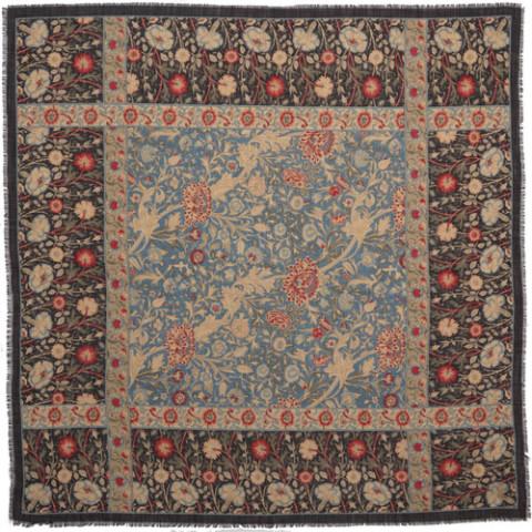 William Morris Floral Potpourri Square Scarf