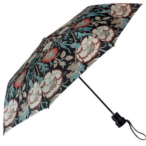 William Morris Pink and Rose Umbrella